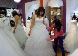 Suknie ślubne Ronald Joyce